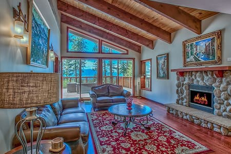 Tahoe Heavenly Villa 7 Bedroom Lake View Luxury - Βίλα