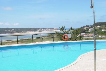2 Bed FF Apartment on Obidos Lagoon - Wohnung