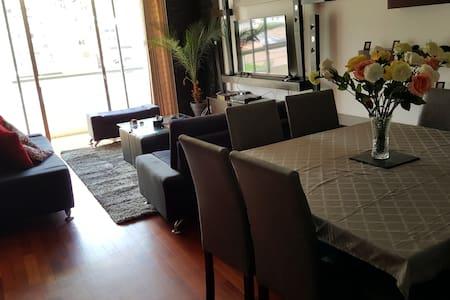 HABITACION EN MODERNO DEPARTAMENTO - Cusco - Apartment