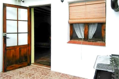 Spacious house w/ terrace and BBQ - Valdezufre - Casa