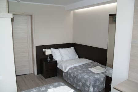 2 bedroom with bathroom, tv, Wi-Fi - Byt