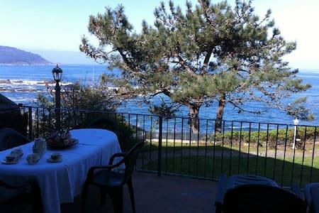 Preciosa casa en primera línea frente a Islas Cíes - Vigo