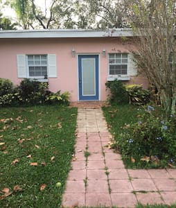 Quite Cottage in South Miami - South Miami - Bungalow