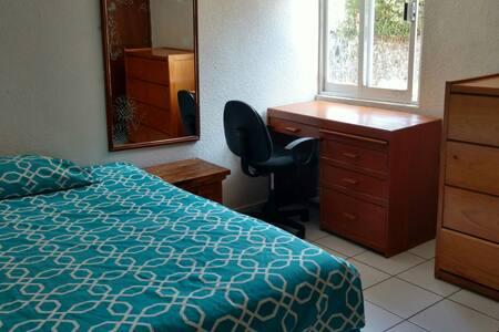 Lindo cuarto al sur de la ciudad de México. - Appartement