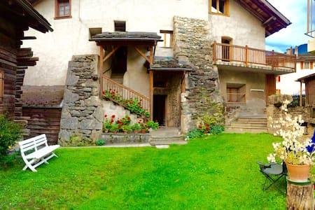Amazing studio walk to Châble-Verbier ski lift - Apartment