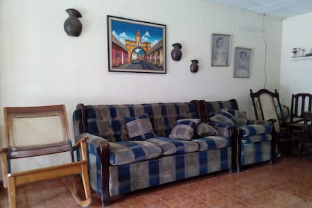 Casa de Huespedes Central Masaya - Guesthouse