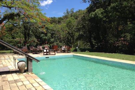 Pousada Sítio Água Fresca - Cachoeiras de Macacu - Bed & Breakfast