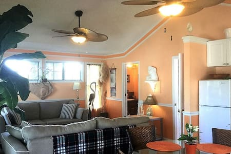 The Peach Penthouse - Tybee Island - Appartamento