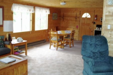 Rocky Top Log Comfort - Lake City - Cottage