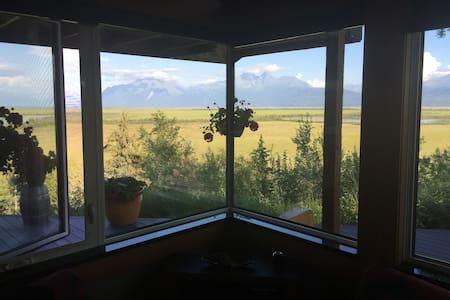 EYEMAX Alaska: Seeing is believing! - Hus