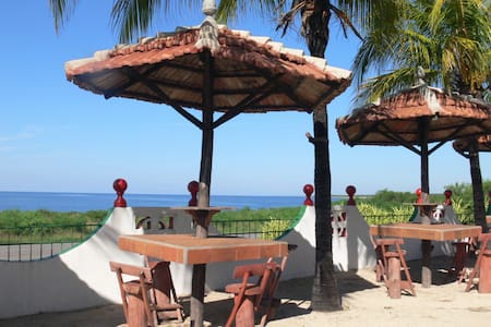 FINCA LOS COLORADOS-Habitacion No. 5 - Pension