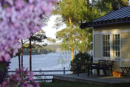 Agnesberg - Vaxholm - Hus