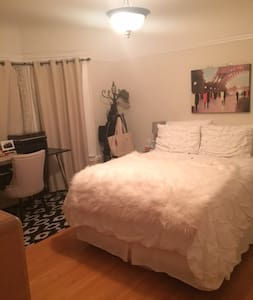 Charming 2 bedroom in Alamo Square - San Francisco - Apartment