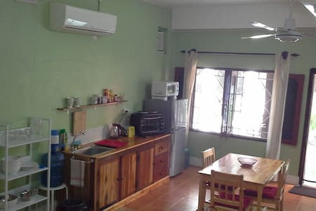 Greenhouse Studio Luang Prabang, - Appartement