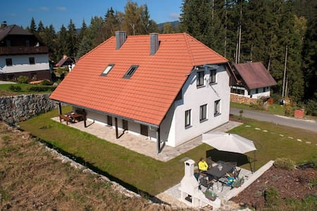 Apartments Vltavice Sumava - Hus