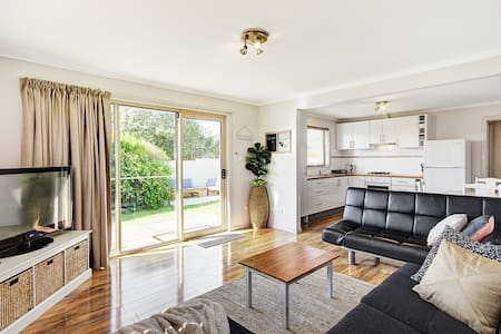 Great Ocean Grove Beach Break - Stylish 2 Bedrooms - Ocean Grove - Daire