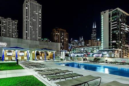 River North/Fulton area condo - Chicago - Apartment