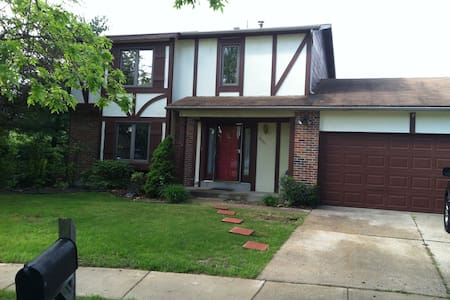 beautiful two floor house in st louis county - Florissant - House
