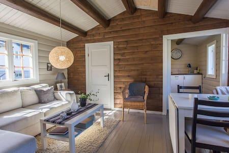 Koselig hytte ved Suldalslågen - Cabin
