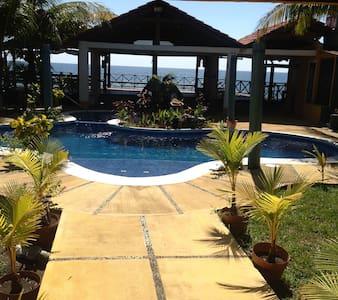 Beach Front, Iztapa, Guatemala - House
