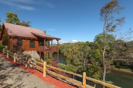 Hiwassee River Run - Cabin