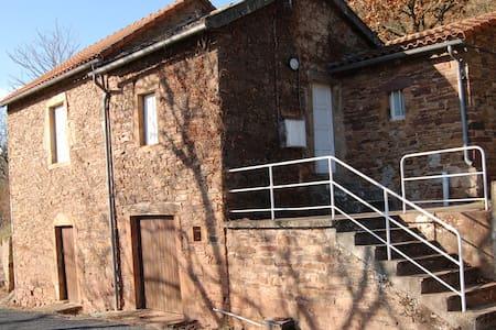 Maison Au Coeur De L Aveyron a BROQUIES - Rumah