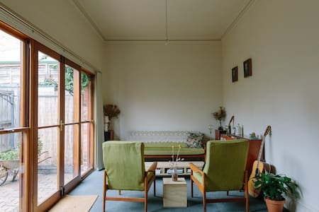 Room in Funky Melbourne House - Collingwood