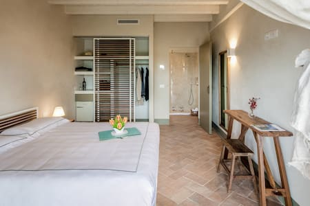 Filodivino Foresteria -   Luxury room with a view - San Marcello - Bed & Breakfast