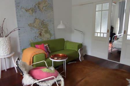 Sfeervol appartement - Társasház