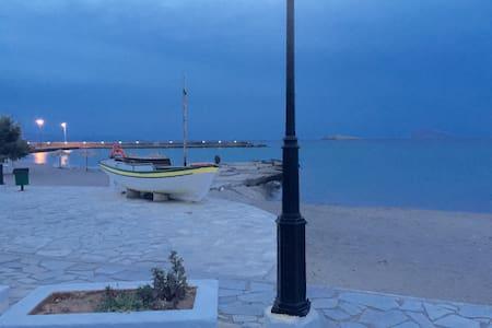 Modern house on Crete Island Greece - Pacheia Ammos - Hus