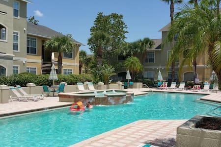 1 Bedroom Clearwater Vacation Condo - Apartment
