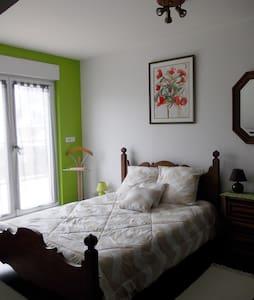 Chambre + sdb privée proche Colmar - Casa