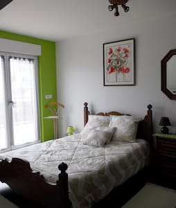 Chambre + sdb privée proche Colmar - Horbourg-Wihr - House