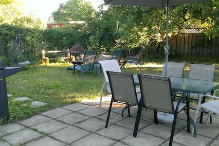 Cozy Apt Centrally Located - Kitchener