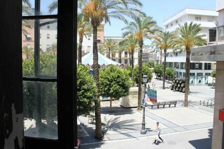 SUITE, zone Centro Plaza Arenal Jerez - Appartement