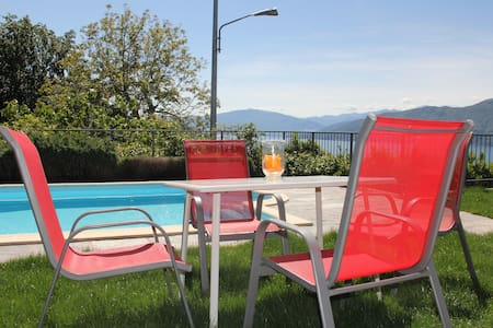 Apartment for 2 people on Lake Maggiore - Apartmen