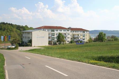 Traumhaftes Apartment mit Terrasse am Brombachsee - Lägenhet