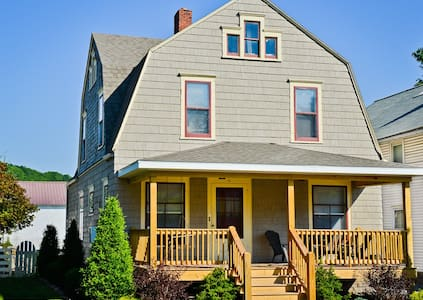 12 Walnut Street Vacation Rental - Wellsboro - House