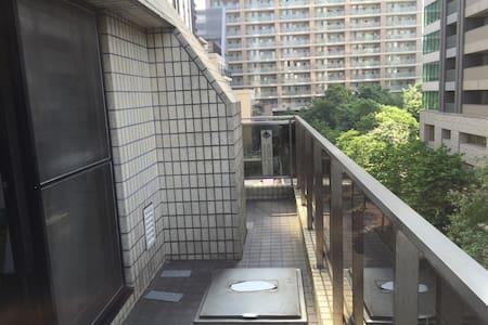 2BR design flat in heart of Akasaka - Daire