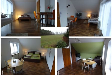 2-Room-Apartment close to Nuremberg - Apartamento