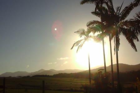 The Escape in Far North Queensland - Julatten