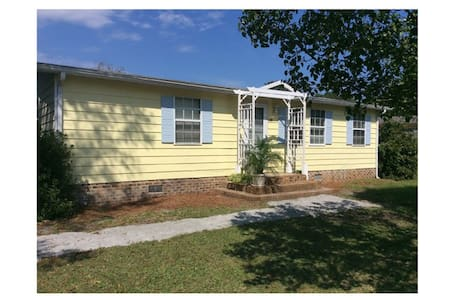 2 BR House, small pet OK, Calabash, NC - Calabash - Ev