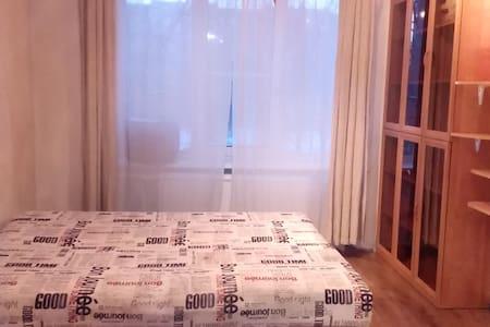 Уютная однокомнатная квартира - Byt