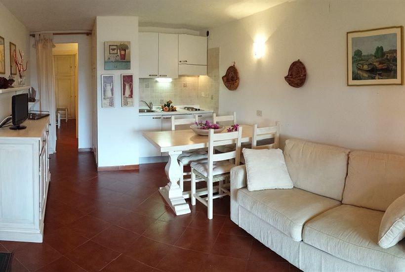 Site apartments in Porto Cervo