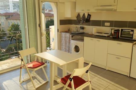 Studio centre de Nice - Wohnung