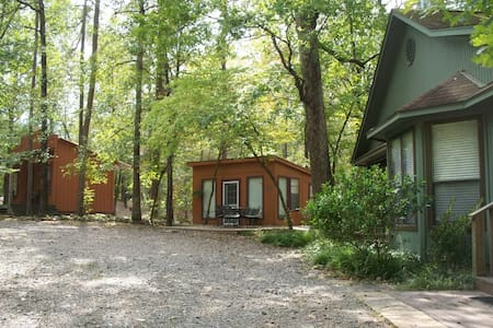 Sleeps 30 HotSpringsVacationHomes - Mount Ida - House