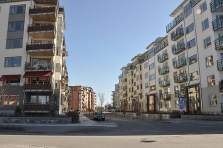 Nice apartment 10min walk from city