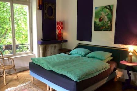 VILLA SEQUOIA Eugénie double room - Saint-Mihiel - Hus