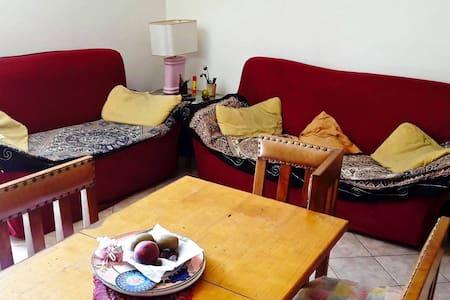 Spaziosa camera in zona San Cleto - Apartment