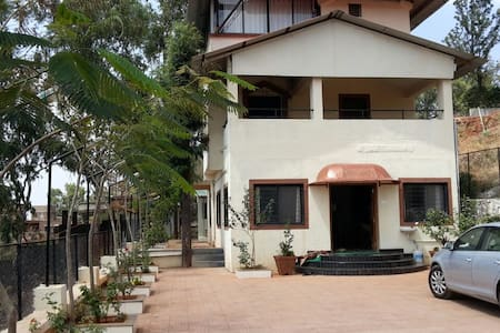 Casa Valley : 4 bhk bungalow with valley view - Satara - 别墅